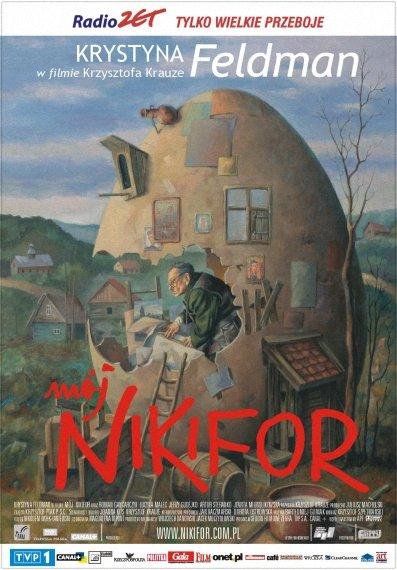 «Мой Никифор» Художественный фильм о Никифоре Крыницком (1895-1968) – одном из самых выдающихся примитивистов в истории живописи.Год выхода: 2004Жанр: ДрамаПроизводство: ПольшаПродолжительность: