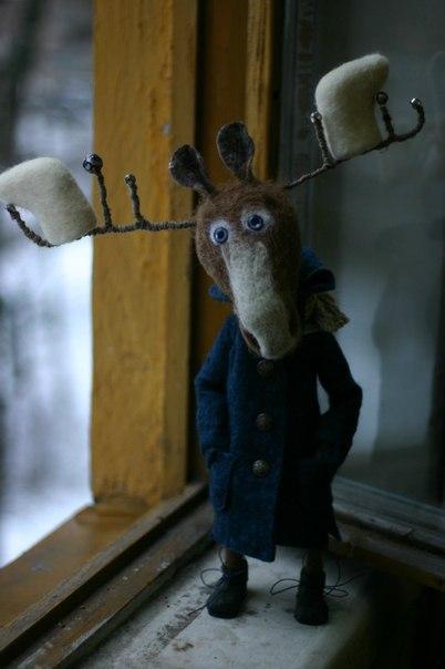 Потрясающие игрушки Кати Козуненко