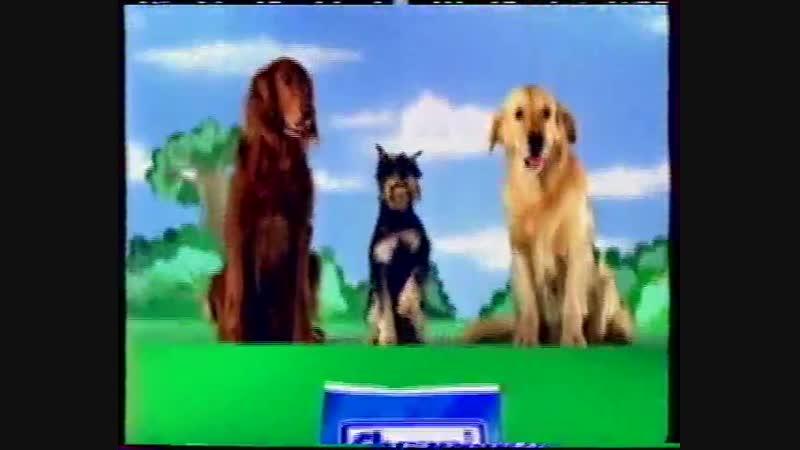 Анонсы и реклама НТВ 28 07 2003 3
