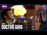 A Dalek With Feelings Evolution of the Daleks Doctor Who BBC