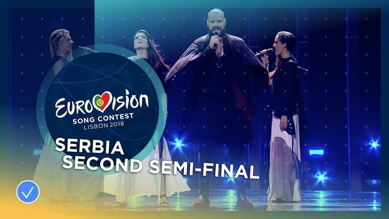 Sanja Ilić Balkanika - Nova Deca - Serbia - LIVE - Second Semi-Final - Eurovision 2018