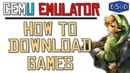 How to Download Games, Updates DLC for Cemu Emulator [100% WORKING]