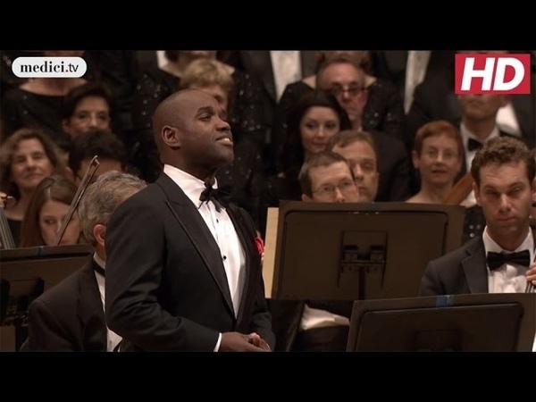 Lawrence Brownlee - Dom Sébastien Seul sur la terre - Donizetti Richard Tucker Opera Gala 2016