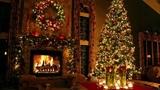 Классическая рождественская музыка с камином и прекрасным фоном (классика) (2 часа) (2017)null