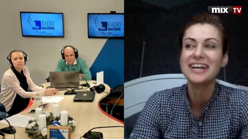 Российская актриса театра и кино, Анна Ковальчук в программе Абонент доступенMIXTV