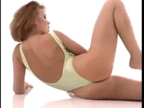 Sexy girl - fantastic aerobic
