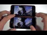 64-bit iPhone 5S vs 32-bit iPhone 5 Running Infinity Blade 3 [Comparison]