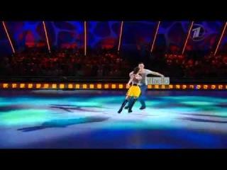 Шоу Ледниковый период. Лянка Грыу и Максим Маринин / 7 этап   20.10.2013