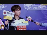 181017 EXO Lay Yixing @ IDOL HITS Backstage interview
