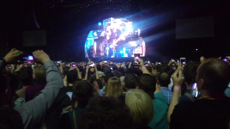 Клип перед началом концерта