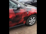 Nissan almera - Винилография винил пленка - StarStyling