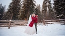 Vladimir and Anna Wedding Winter Fairy Tale