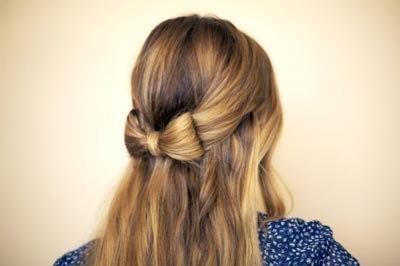 Цветок Из Волос Пошаговая Инструкция Фото