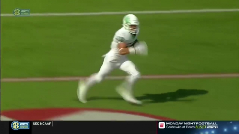 UNT vs Arkansas Trick Play Of The Season NNG Sports America This Week