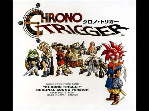 クロノトリガー  オリジナルサウンドトラック