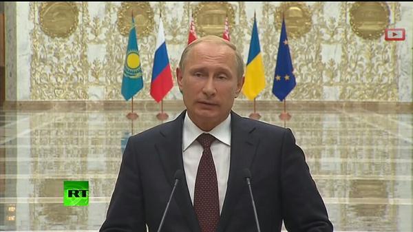 """""""Переговоры были тяжелые. Мы продемонстрировали свою главную цель - мир на Донбассе"""", - Порошенко - Цензор.НЕТ 3930"""