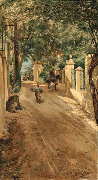 Мануэль Гарсия Родригес 1863-1925
