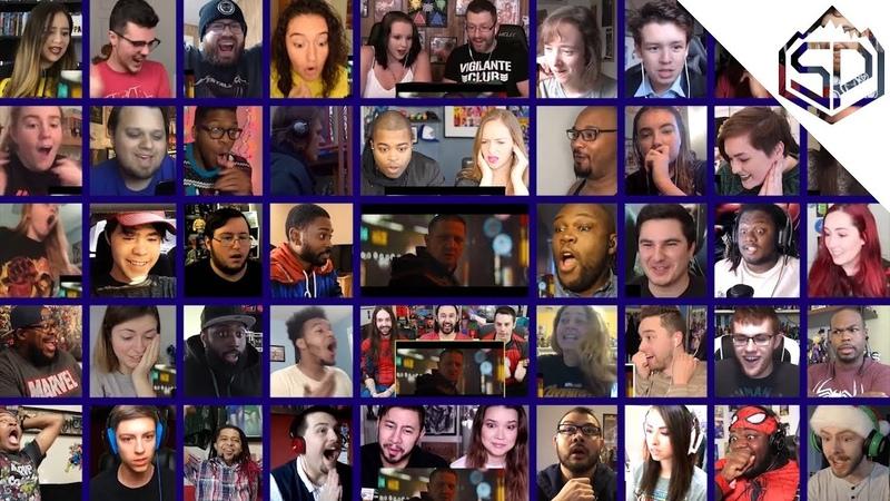 Реакция людей на тизер-трейлер Мстители 4: Финал/Конец игры