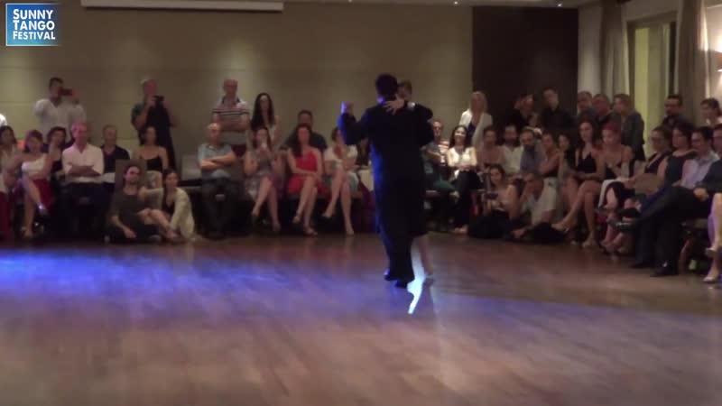 Carlitos Espinoza - Noelia Hurtado 1-5, June 2019, Sunny Tango Festival, Crete, Greece. De Angelis,