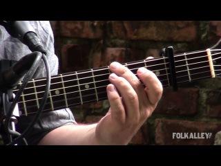 Folk Alley Sessions: Sean Watkins