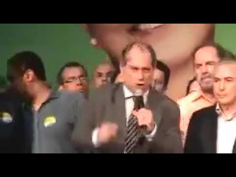Ciro Gomes: nós temos que proteger a Dilma e Michel Temer.