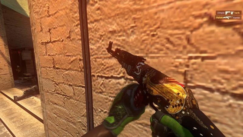 CS:GO | Fallen - 4 kills with ak47 |