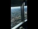 Останкинская башня - Вид с лестницы
