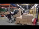 Робот-птица Boston Dynamics с присоской вместо клюва!