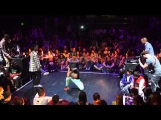 Beatdance Contest 2013. Final. Fabrice vs. Dedson [ Blaze vs. Nodey ]