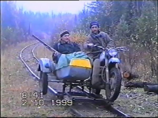 Бывшая УЖД в п Новолавела 37 км по магистрали