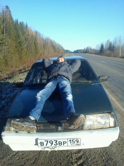 Максим Радостев, 13 января 1998, Кудымкар, id105388529