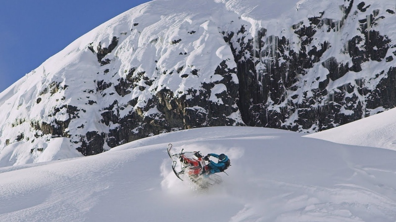 208 Productions - White Gold - Webisode 1 - Whistler, B.C. Snowmobiling 4K
