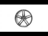 Vossen Wheels Hybrid Forged HF-1