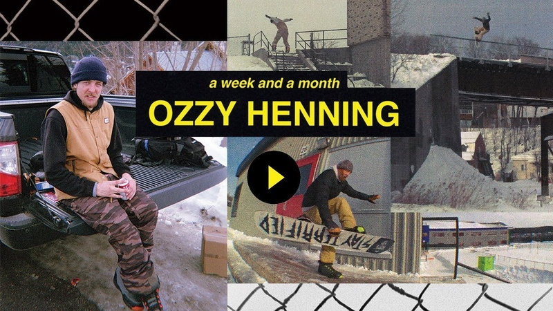 Rome SDS Presents 'A week and a Month Ozzy Henning Full Part'