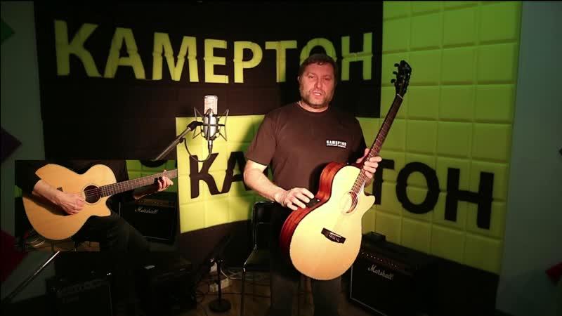 Электро-акустическая гитара Cort SFX-e камертон48