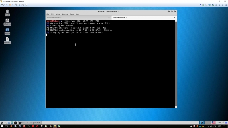 04. How to run Armitage on Windows 10