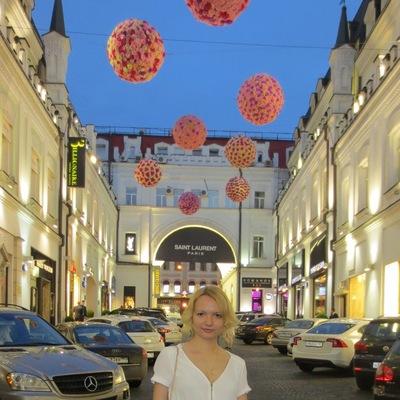 Frederika Polainskich, 25 мая , Москва, id168251308