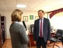 Рабочий визит заместителя губернатора Свердловской области в городской округ Пелым.