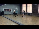Vogue dance class - Janna Vitranyuk - choreo by Le Kravec