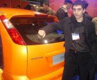 Asim Sa, Баку