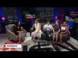 Impressions Game w- the Riverdale Cast - Comic-Con 2018 - IGN