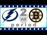 NHL 2018 - R2 G4 - Boston Bruins @ Tampa Bay Lightning - 2