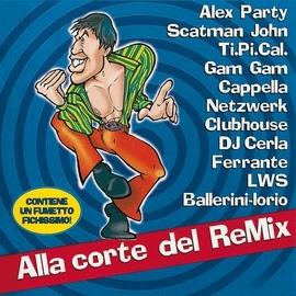 Adriano Celentano альбом Alla Corte Del Re-Mix