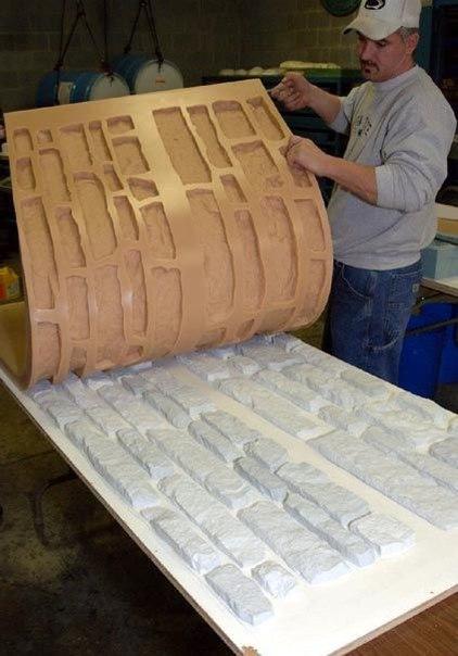 Формы для плитки изготовление