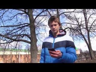 Дениска в сюжете о 4G в Нижнем Новгороде