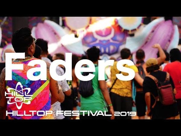Faders【HillTop Festival】Goa,India,2019.FEB.10,1900-2030