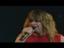 Ozzy Osbourne Over the mountain live 1982