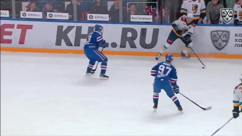 Никита Гусев вышел победителем из рандеву с Шикиным