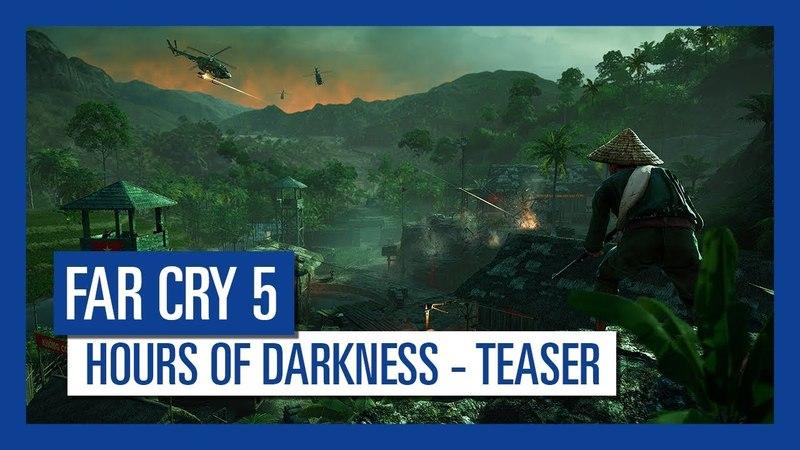 Far Cry 5 Hours of Darkness Teaser Trailer   Ubisoft