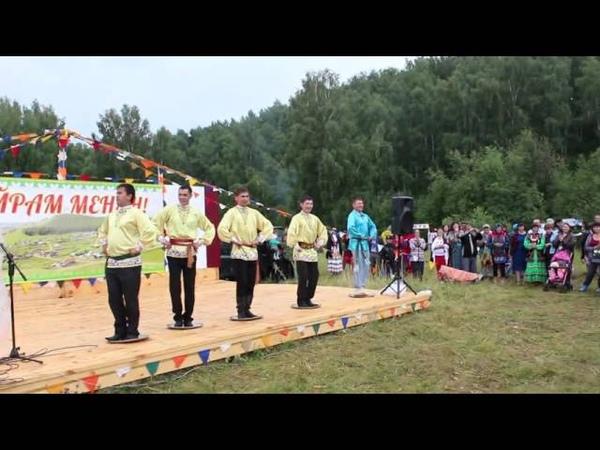 Тимербайзын улдары- Науруз егеттэре